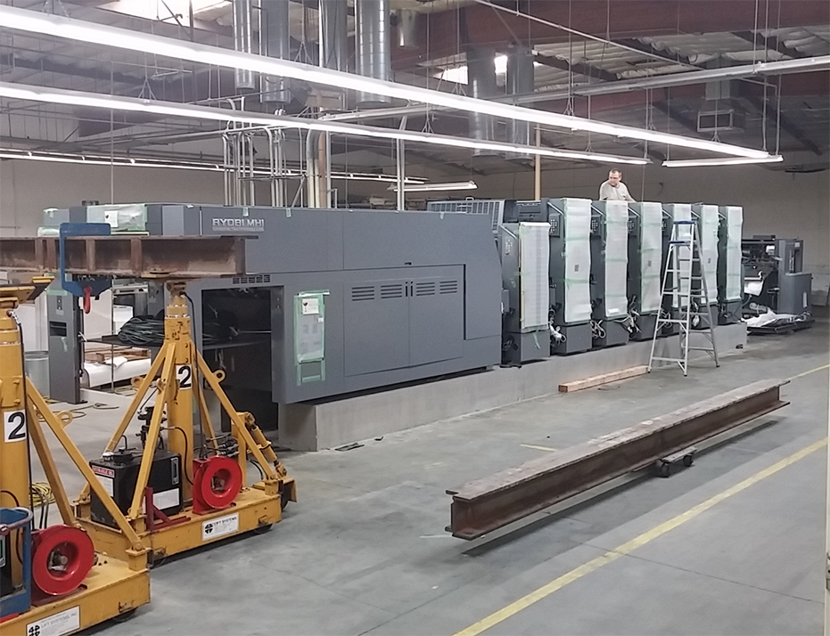 Ultimate Paper Box Installs New RMGT 1050LX Sheetfed Press to Augment Packaging Printing Capabilities